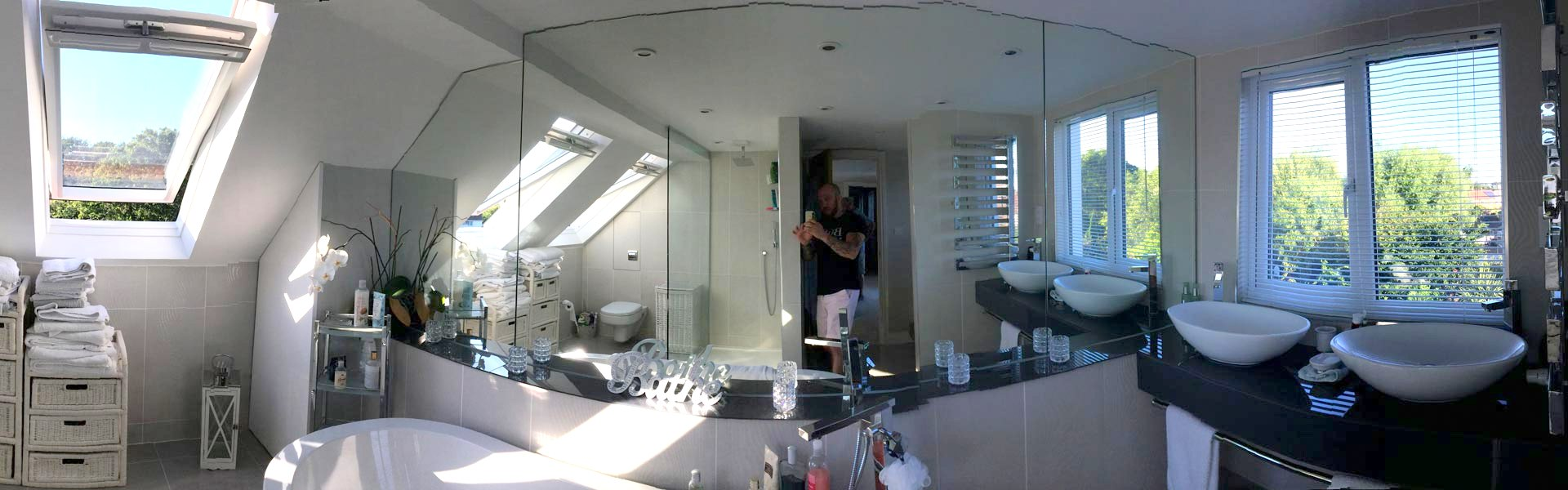 Loft Conversion with Bathroom by Apex Loft Conversions